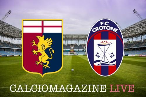 Genoa-Crotone