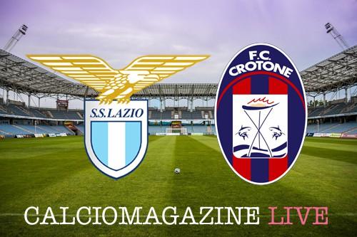 Lazio-Crotone