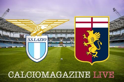 Coppa Italia, ottavi di finale: Lazio-Genoa, le formazioni ufficiali