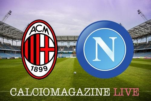 Milan-Napoli Pronostico, Probabili Formazioni e Quote (Serie A 2016-17)