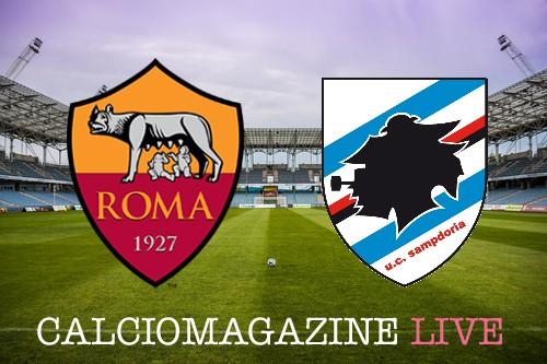 Roma-Sampdoria, Giampaolo e Puggioni nel dopo partita