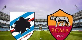 Sampdoria-Roma, analisi tattica