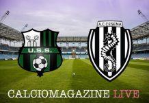 Sassuolo-Cesena, le parole degli allenatori nel dopo partita