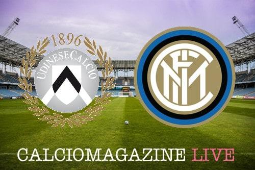 Udinese-Inter alle 12.30, formazioni ufficiali: fuori Joao Mario, c'è Banega