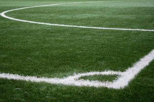 partite del giorno campo di calcio