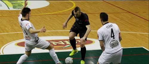 C5, Kaos Futsal-Cioli Cogianco tante emozioni e finale al fotofinish