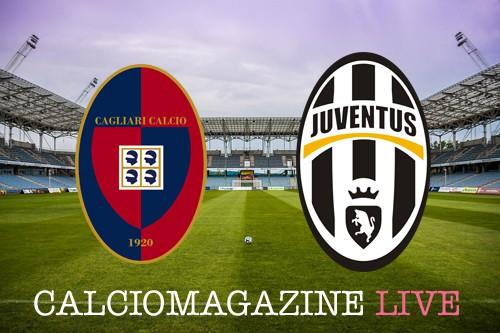 Cagliari-Juventus