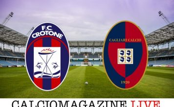 Crotone-Cagliari
