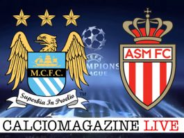 Manchester City-Monaco