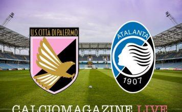 Palermo-Atalanta
