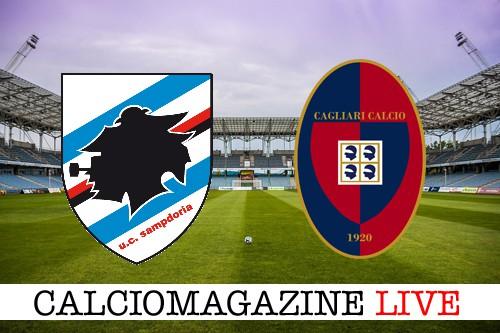 Sampdoria-Cagliari, analisi tattica