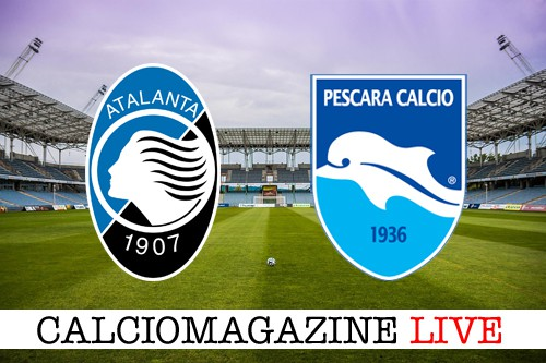 Atalanta-Pescara