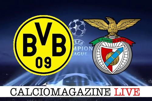 Borussia Dortmund-Benfica