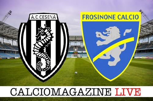 Cesena-Frosinone