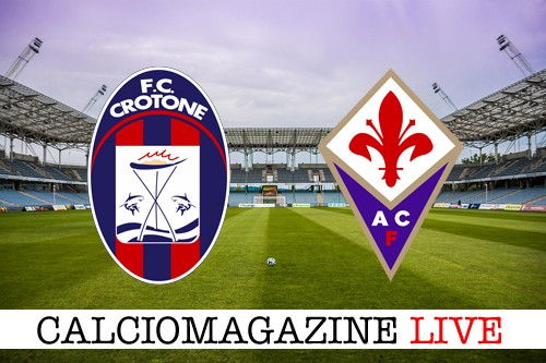 Crotone-Fiorentina
