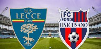 Lecce-Fondi
