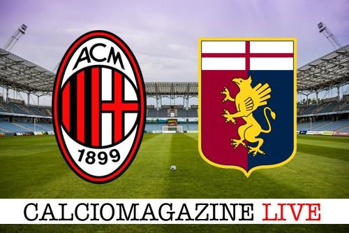 Milan-Genoa