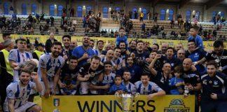 Pescara Calcio a 5 vince la Coppa Italia 2016-2017