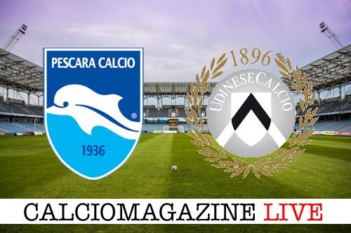 Pescara-Udinese