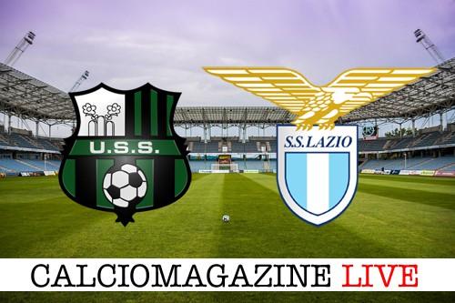 Sassuolo-Lazio
