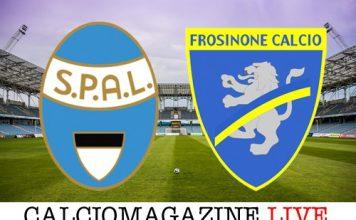 Spal-Frosinone