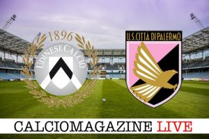 Udinese-Palermo