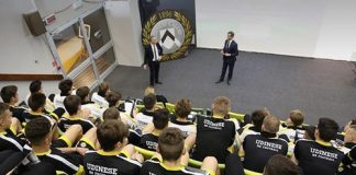 Udinese, corso di formazione di match fixing al Friuli-Dacia Arena
