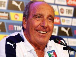 Olanda-Italia 1-2, la linea verde di Ventura