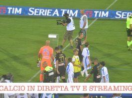 calcio diretta tv e streaming (venerdì)