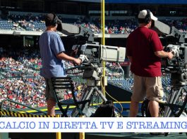 calcio tv e streaming (sabato)