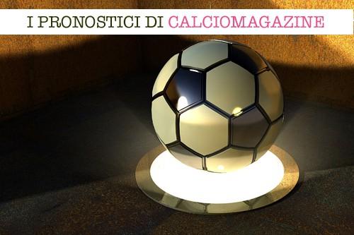 Pronostici calcio del 14 marzo 2018, schedina consigliata
