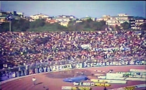 7 Febbraio 1988 - La prima vittoria del Pescara contro la Juventus