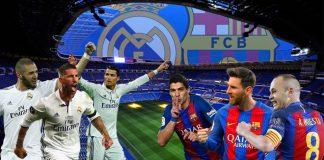 Real Madrid-Barcellona LIVE il 23 aprile dalle 20.45
