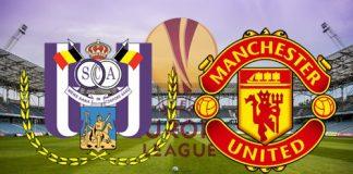 Anderlecht-Manchester United