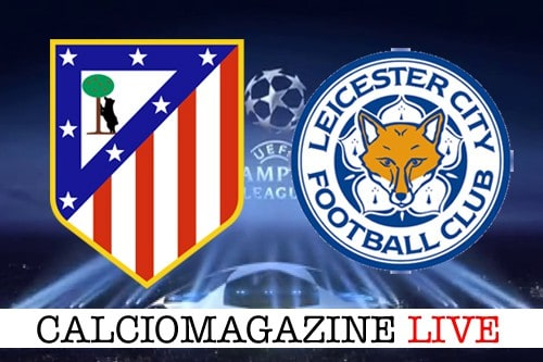 Atletico Madrid-Leicester