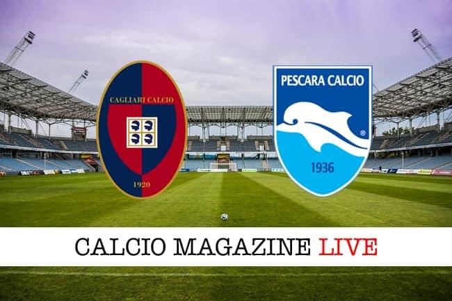 Cagliari-Pescara