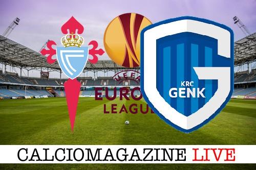 Celta Vigo-Genk