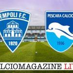 Empoli-Pescara