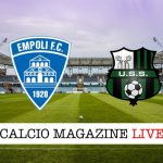 Empoli-Sassuolo