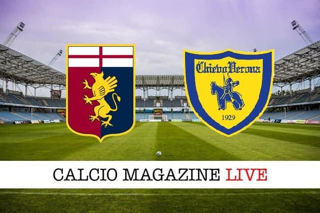 Genoa-Chievo 1-2: sconfitta pesante come un macigno, la classifica resta complicata