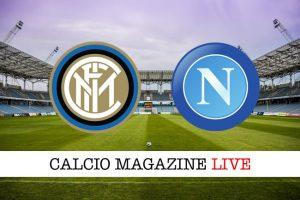 Inter-Napoli: analisi tattica e commento alla partita di campionato