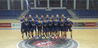 La Nazionale Azzurra al New Sports Palace di Tblisi