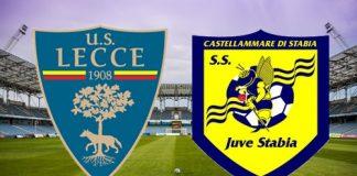Lecce-Juve Stabia