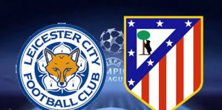 Leicester-Atletico Madrid