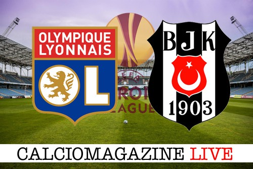 Europa League, Lione supera Besiktas 2-1 in rimonta