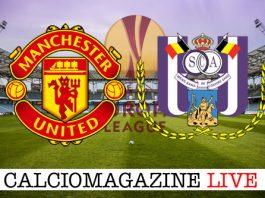 Manchester United-Anderlecht