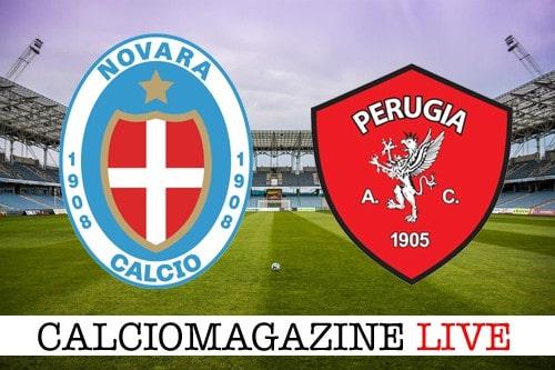 Novara Perugia: le probabili formazioni