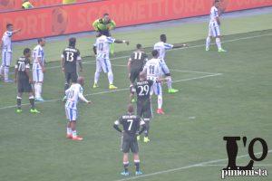 Pescara-Milan attacco dei rossoneri