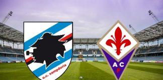 Sampdoria-Fiorentina