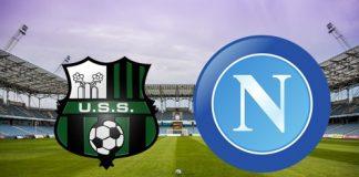 Sassuolo-Napoli